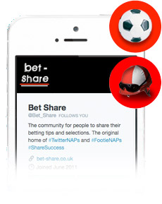 BetShare | iPhone