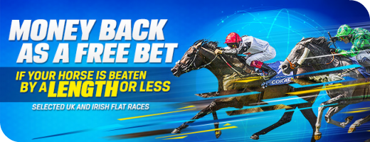free bets horse racing