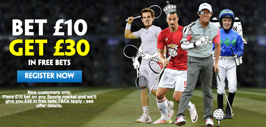Sunday betshare offer - Paddy Power