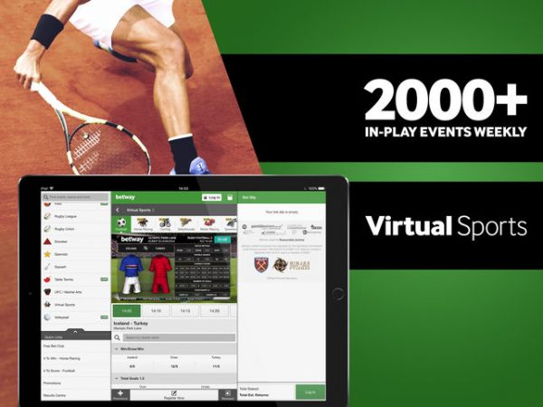 Loads of sports to bet on when you download the UK app