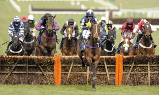 Ballymore Novices' Hurdle