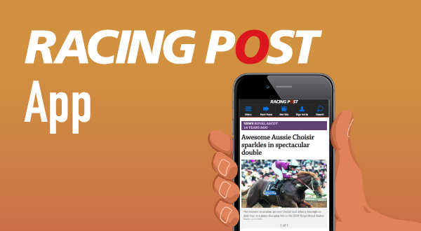 Racing Post - independant app review