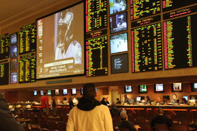 betting on live sports