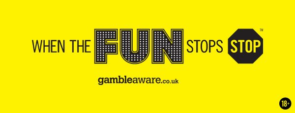 Gamble Aware - When the funs stops, stop
