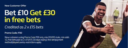 William Hill Daily offer