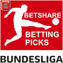 Bundesliga betting picks – 16th May 2020