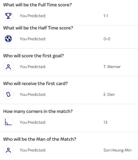 Super 6 extra answers