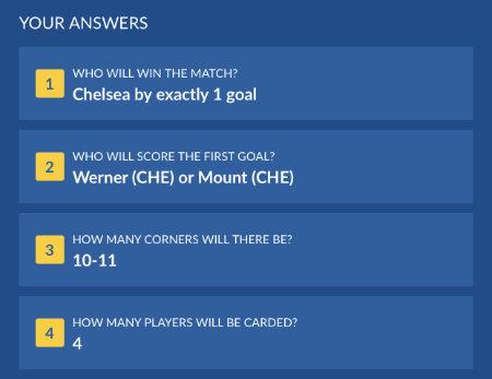 Correct 4 answers